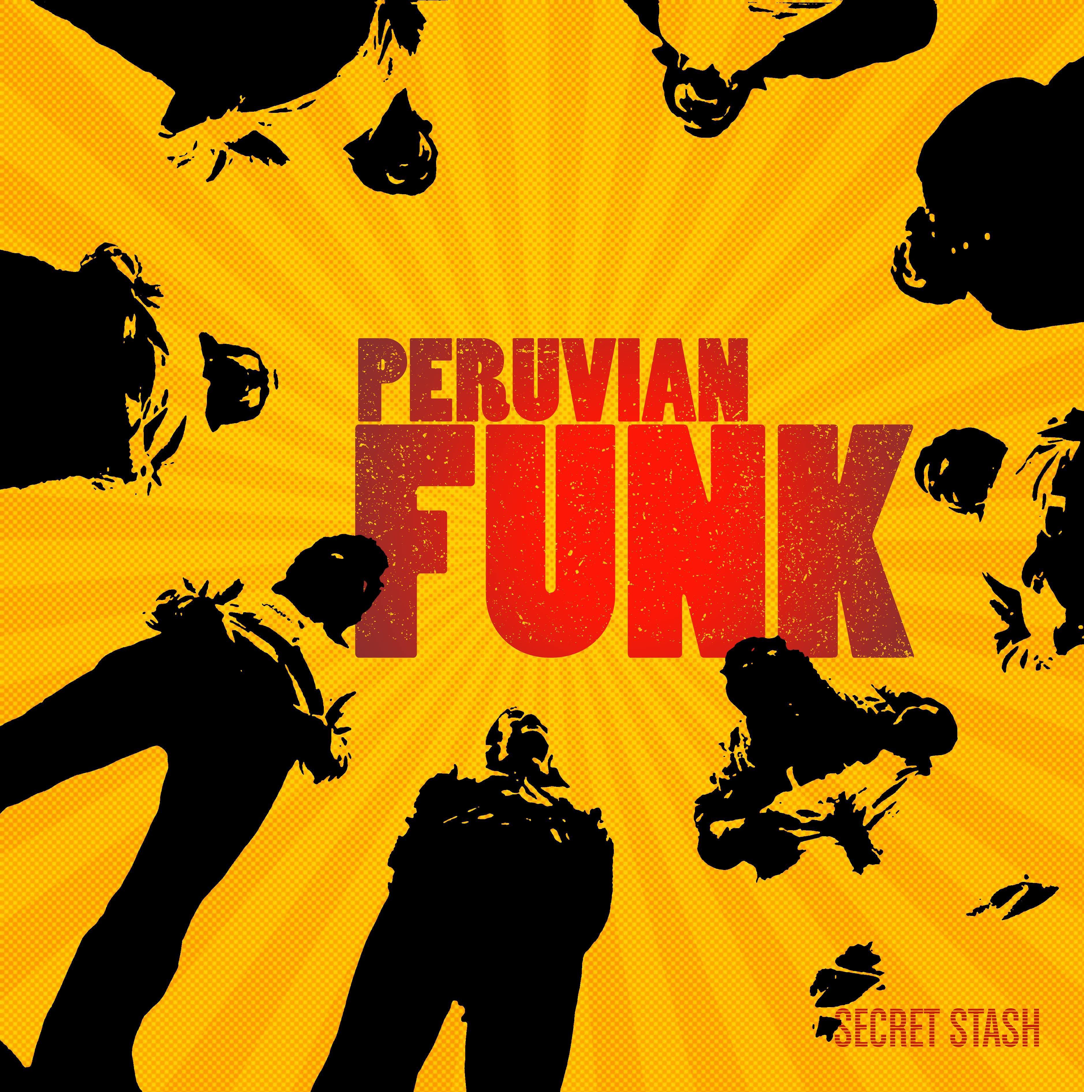 Peruvian Funk Lp Due Out 10 19 10 Yellow Vinyl Secret Stash Records