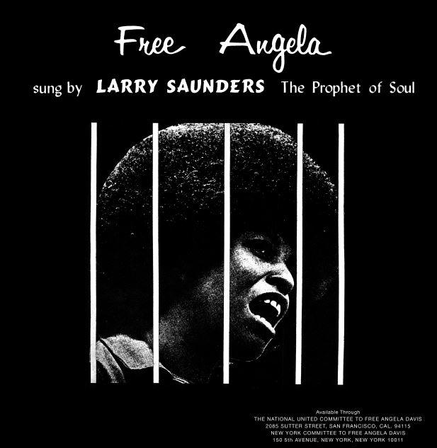 Free Angela Cover