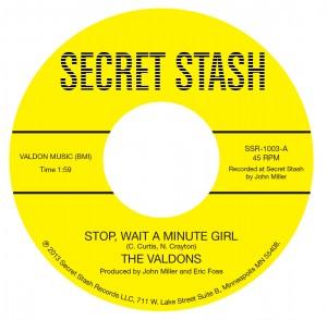 SSR-1003 Valdons single label