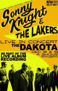 Come attend the live album recording in Minneapolis